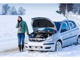 Перед наступлением морозов проверьте и зарядите аккумулятор!